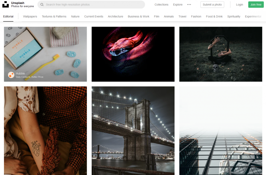 free stock images and photos with unsplash