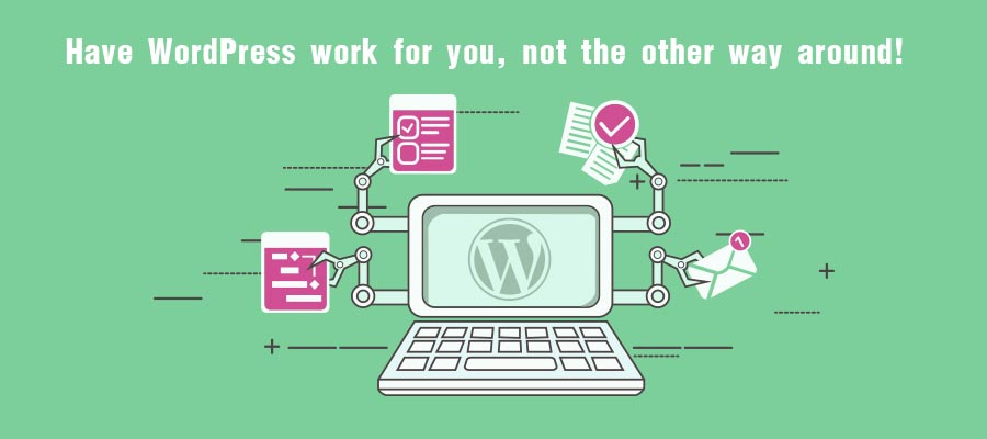 Have WordPress working for holidays