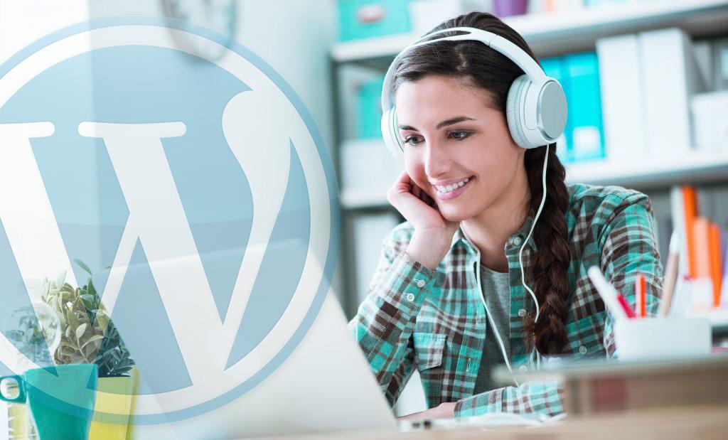 WordPress for online classroom