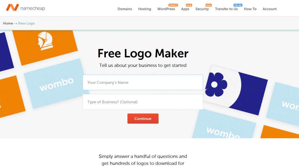 make a free logo for your WordPress blog